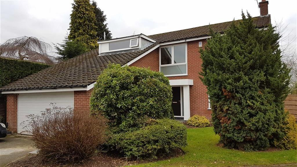 4 Bedrooms Detached House for sale in Whitehall Close, Wilmslow