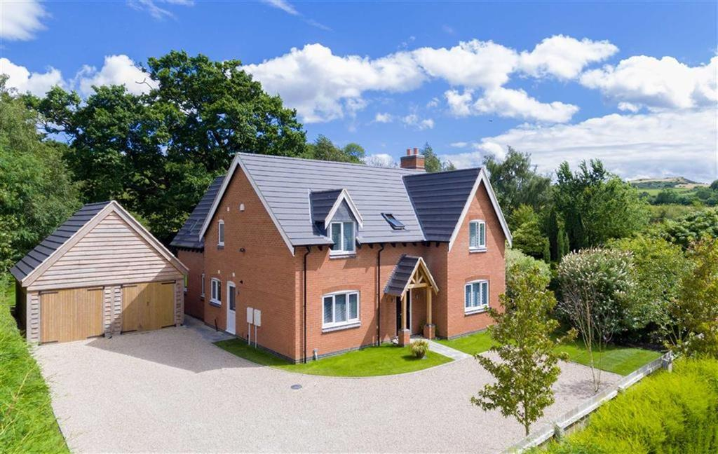 4 Bedrooms Detached House for sale in Iveshead Road, Shepshed, LE12