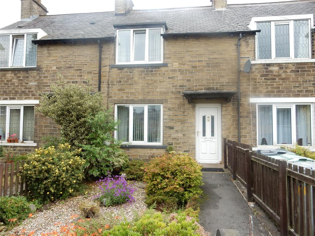 2 Bedrooms Terraced House for sale in Laund Road, Salendine Nook, Huddersfield, HD3