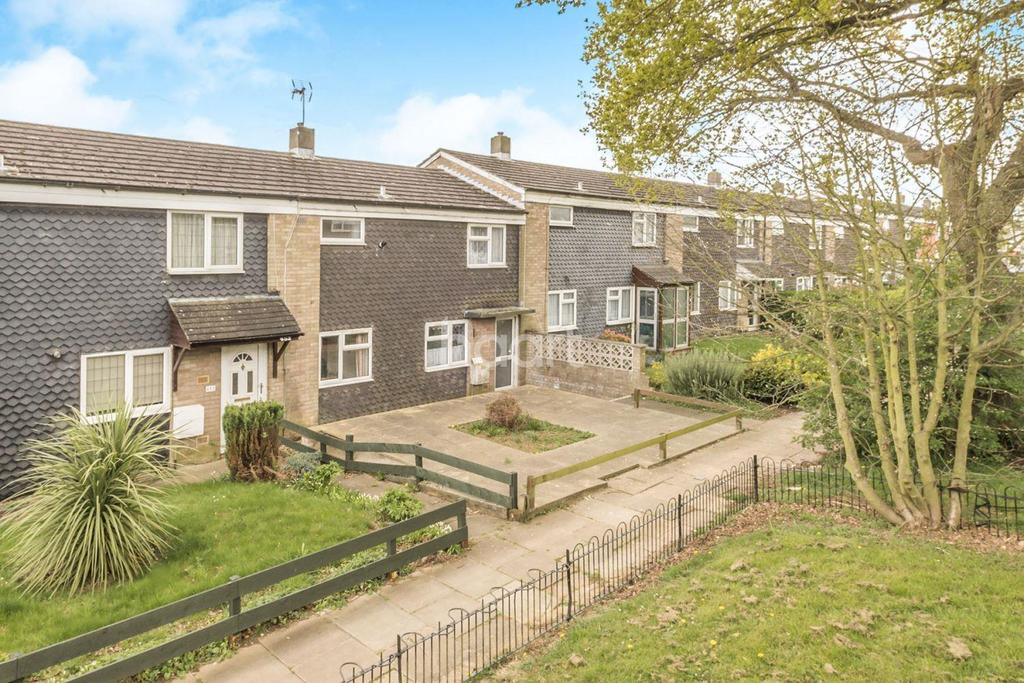 3 Bedrooms Terraced House for sale in Archer Road, Pin Green, Stevenage