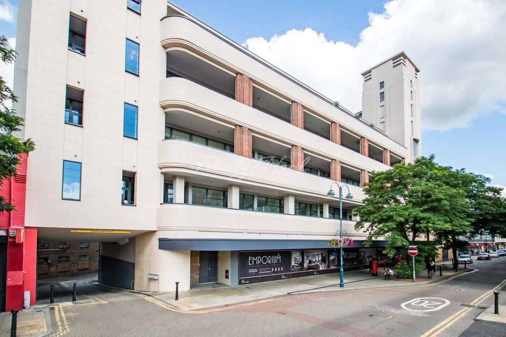 2 Bedrooms Flat for sale in Wick Tower, Woolwich SE18
