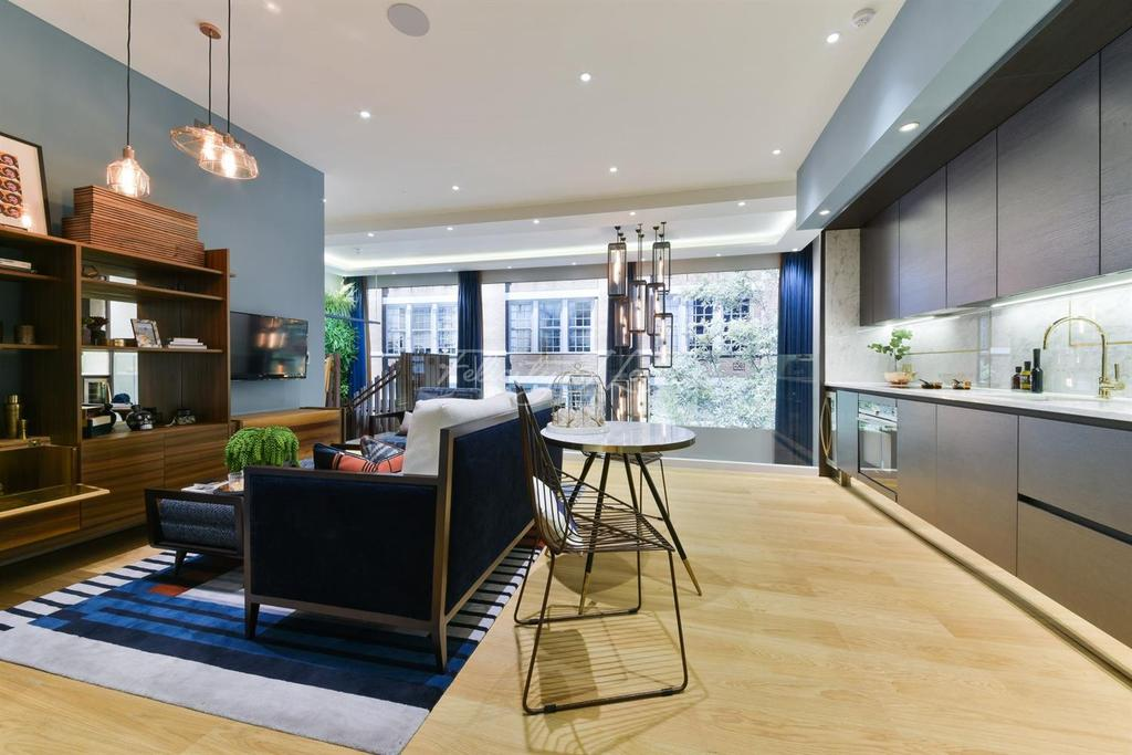1 Bedroom Flat for sale in Esther Anne Place, Islington, N1