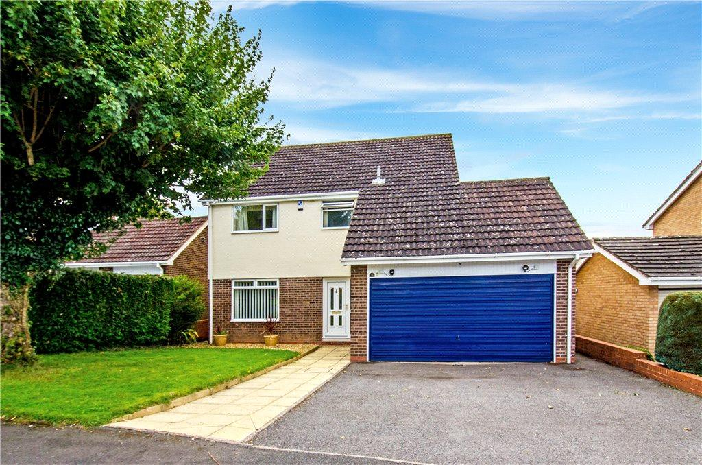 4 Bedrooms Detached House for sale in Clydesdale Road, Droitwich, Worcestershire, WR9