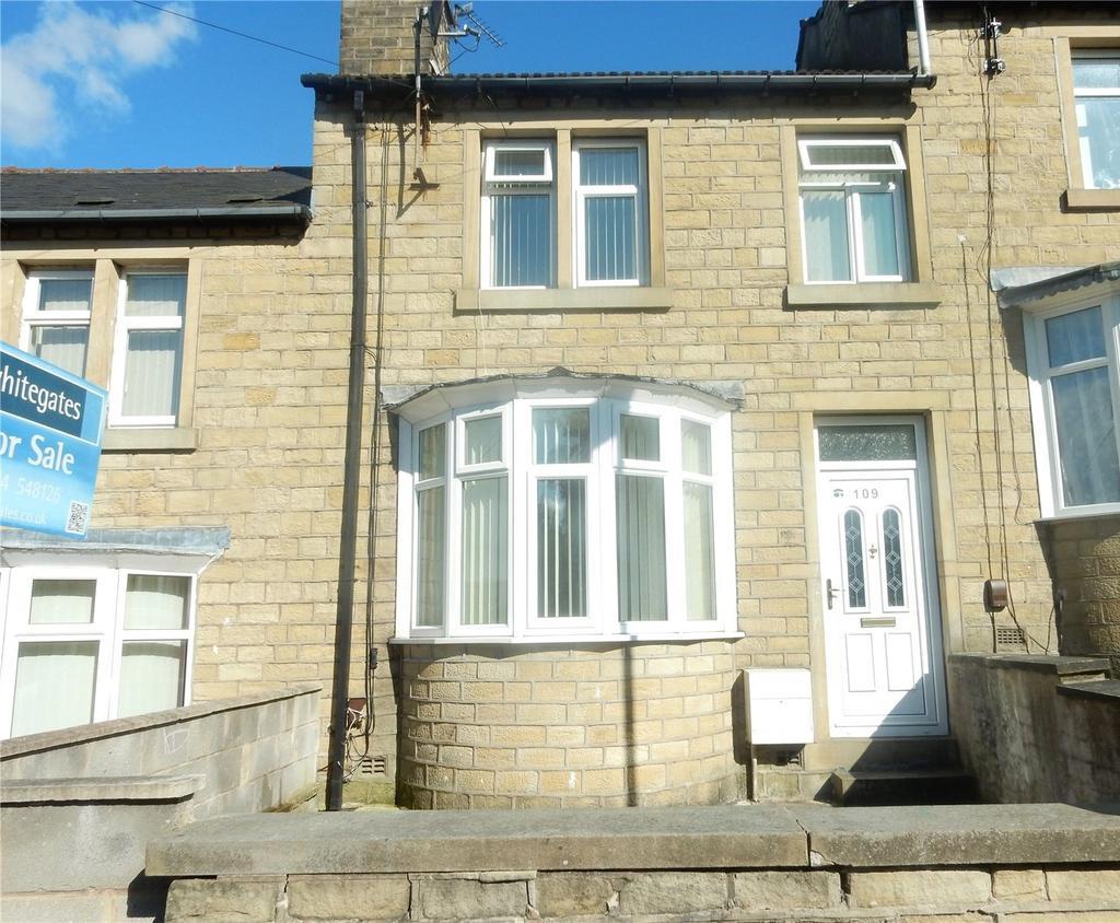 2 Bedrooms Terraced House for sale in Springdale St, Thornton Lodge, Huddersfield, HD1