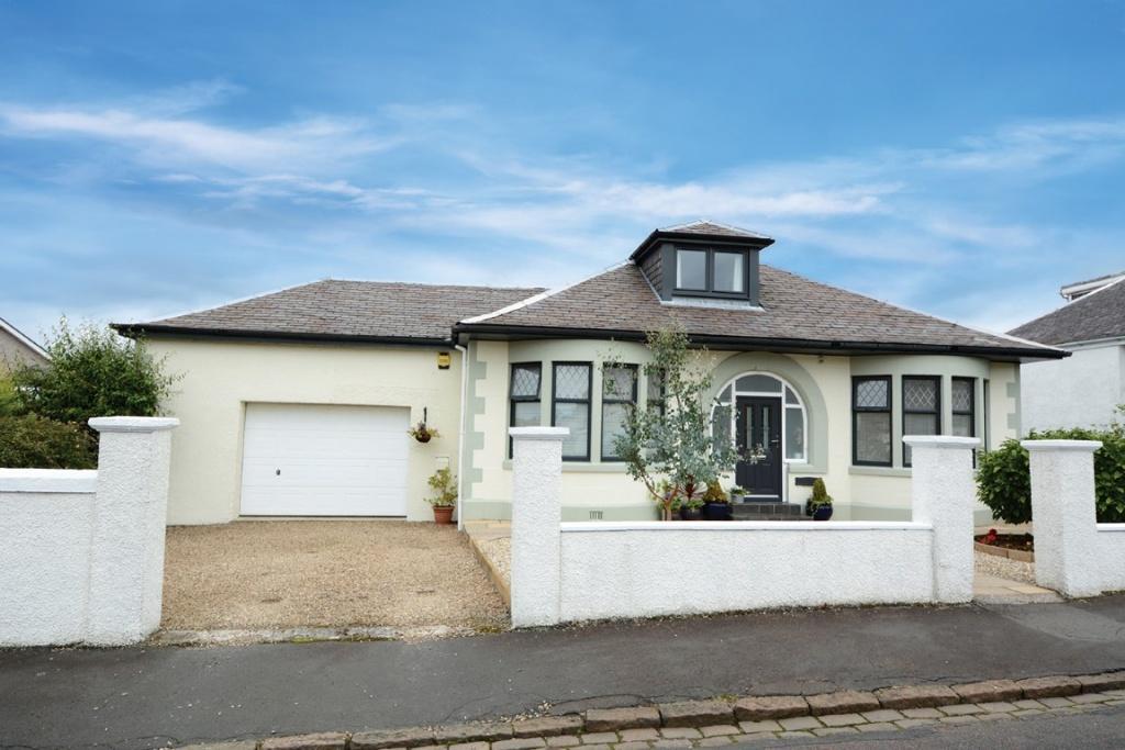 4 Bedrooms Detached Bungalow for sale in 1 Rankin Drive, Largs, KA30 9DA