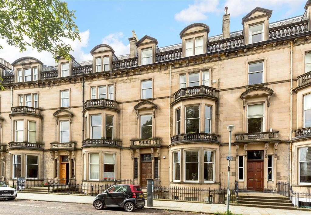 4 Bedrooms Flat for sale in 20 Eglinton Crescent, West End, Edinburgh, EH12