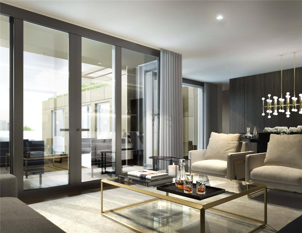 2 Bedrooms Penthouse Flat for sale in Rathbone Square, Rathbone Place, London, W1T