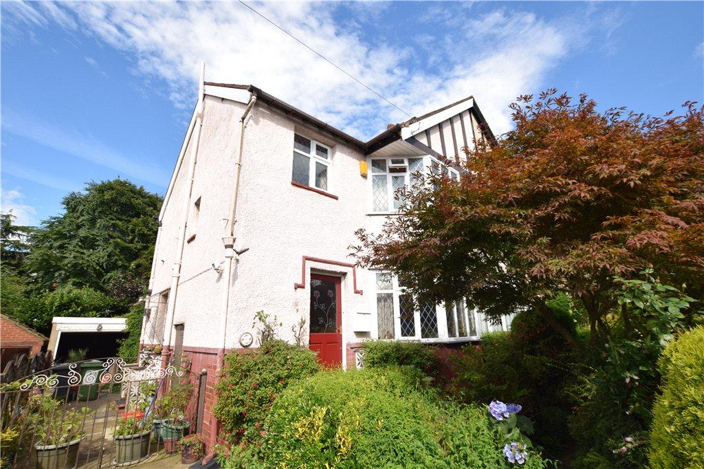 3 Bedrooms Semi Detached House for sale in Buckingham Avenue, Leeds, West Yorkshire