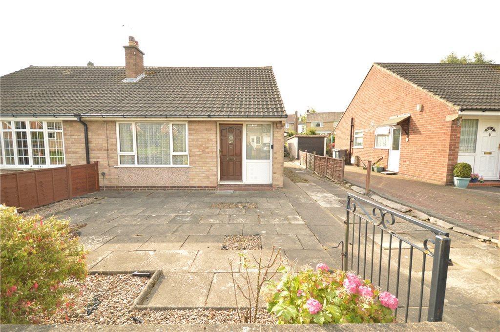 2 Bedrooms Semi Detached Bungalow for sale in Highwood Avenue, Leeds, West Yorkshire