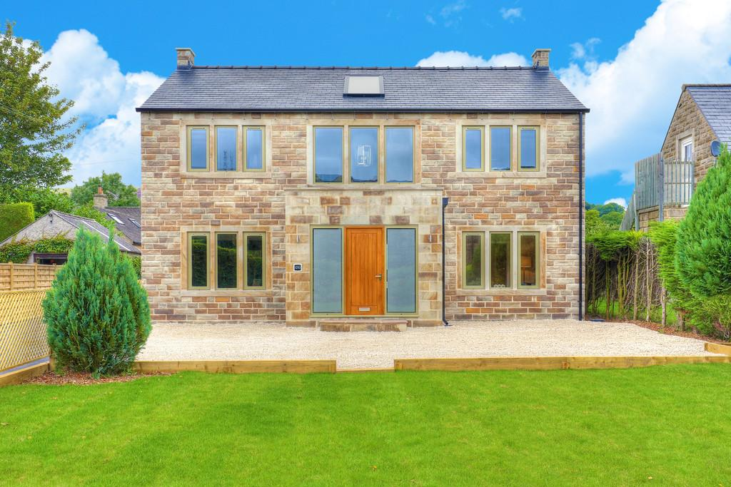 4 Bedrooms Detached House for sale in Hope Road, Bamford, Hope Valley