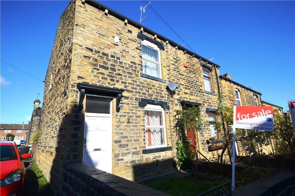 2 Bedrooms Terraced House for sale in Kirkham Street, Rodley, Leeds