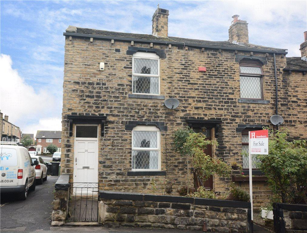 2 Bedrooms Terraced House for sale in Kirkham Street, Rodley, Leeds