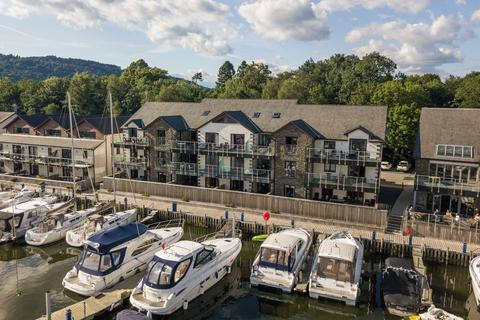 2 bedroom ground floor flat for sale - 46 Windermere Apartments, Windermere Marina Village, Bowness On Windermere, Cumbria, LA23 3JQ