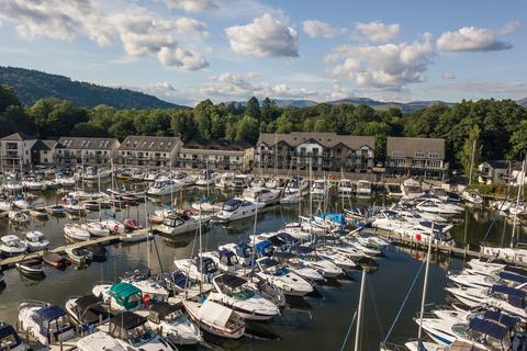 3 bedroom ground floor flat for sale - 39 Windermere Apartments, Windermere Marina Village, Bowness On Windermere, Cumbria, LA23 3JQ