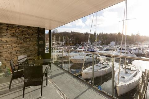 1 bedroom apartment for sale - 42 Windermere Apartments, Windermere Marina Village, Bowness On Windermere, Cumbria, LA23 3JQ