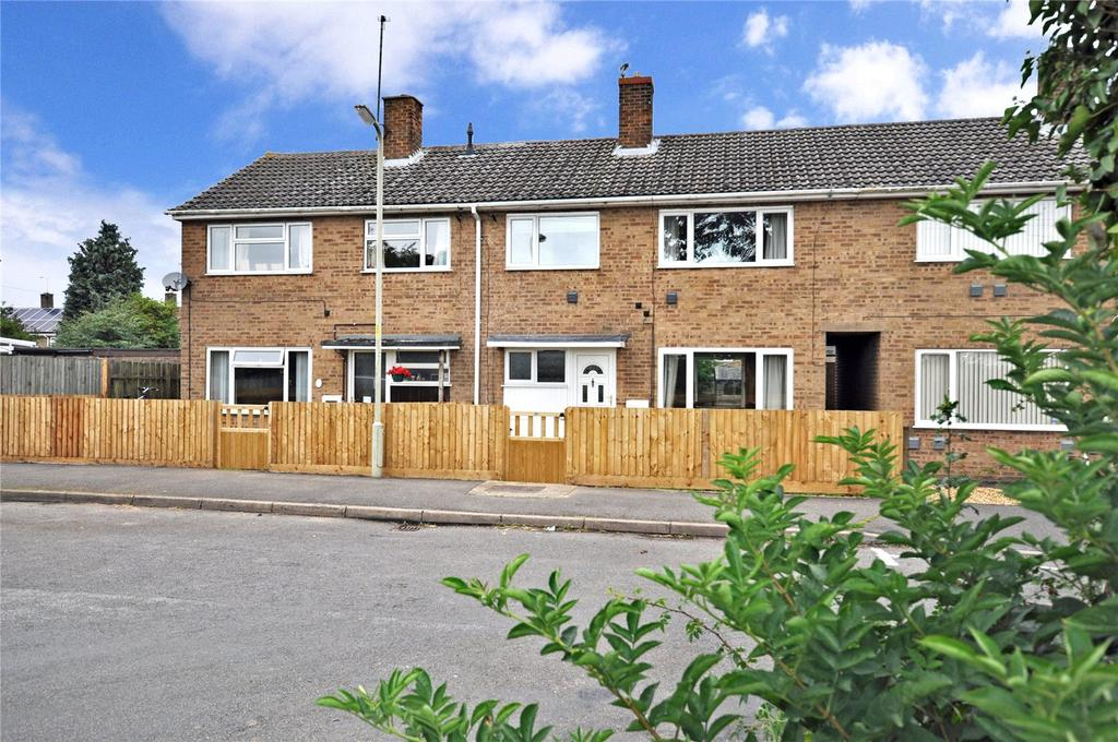 3 Bedrooms Terraced House for sale in Greetham Road, Cottesmore, Oakham
