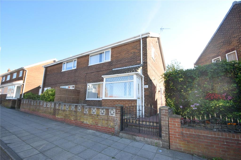 3 Bedrooms Semi Detached House for sale in High Street, Easington Lane, Houghton le Spring, DH5