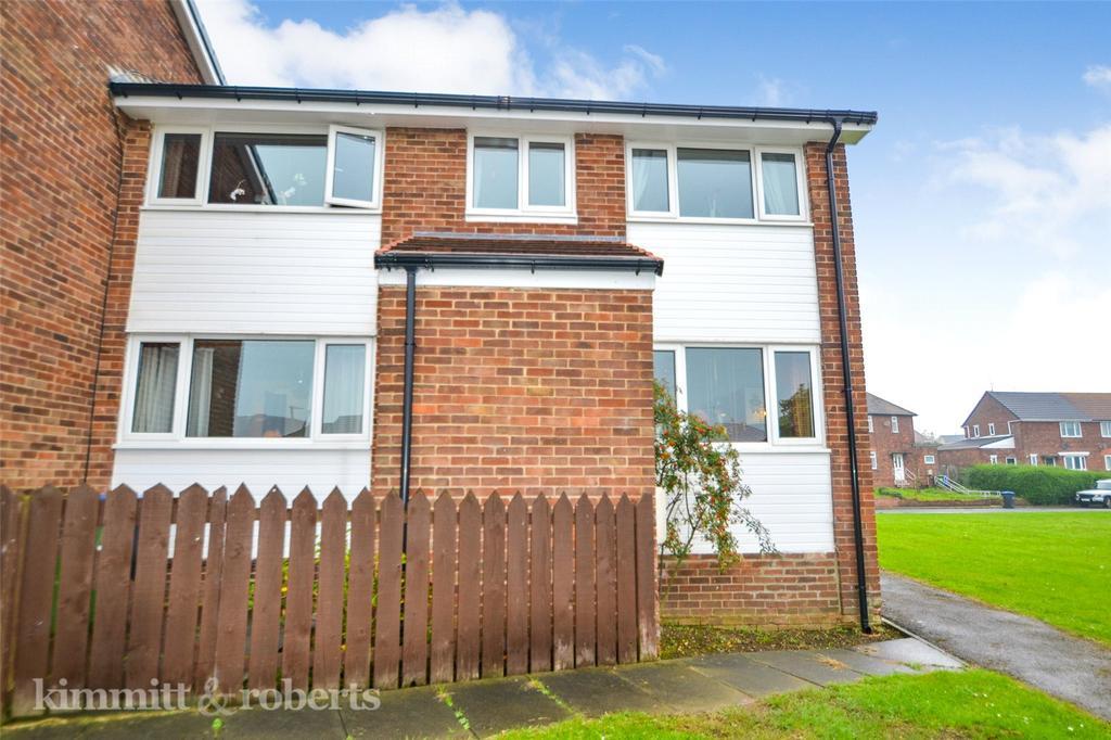 3 Bedrooms Semi Detached House for sale in Naisbett Avenue, Horden, Peterlee, Co.Durham, SR8