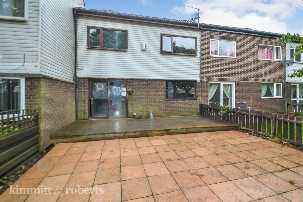 4 Bedrooms Terraced House for sale in Brecon Close, Peterlee, County Durham, SR8