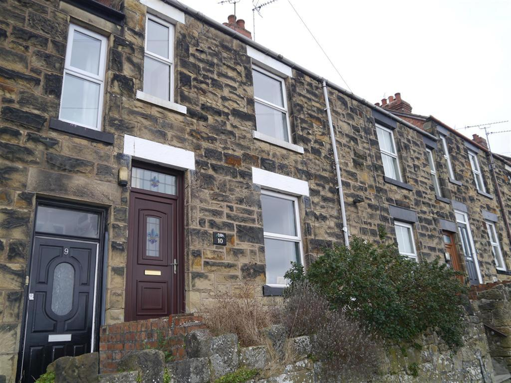 2 Bedrooms Terraced House for sale in Smithy Road, Coedpoeth, Wrexham, LL11 3NS