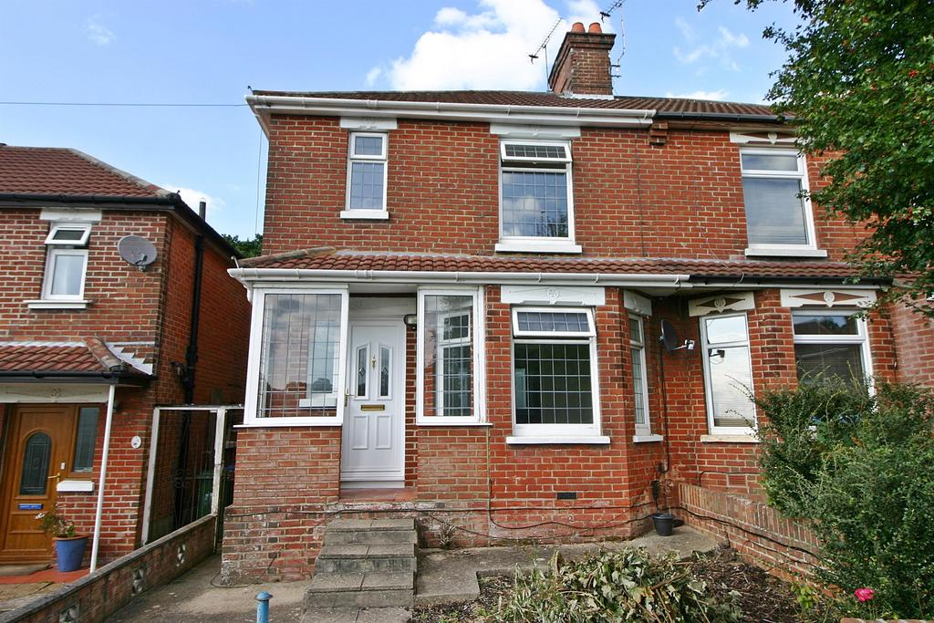 3 Bedrooms Semi Detached House for sale in Sandringham Road, Southampton, SO18 1JJ