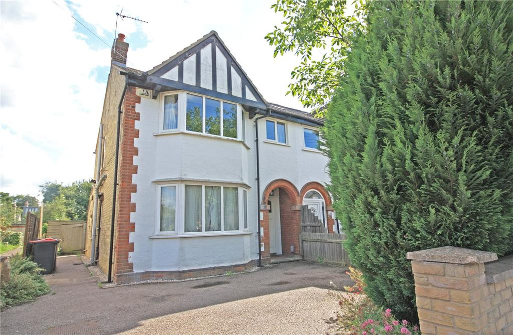 3 Bedrooms Semi Detached House for sale in Hartington Grove, Cambridge, CB1
