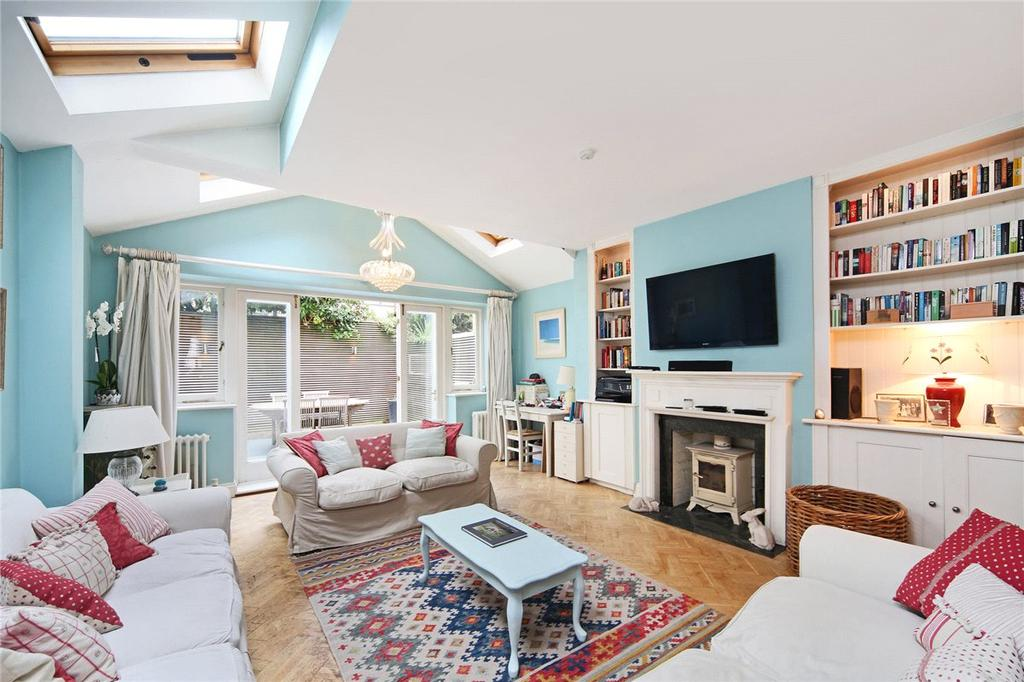 4 Bedrooms Terraced House for sale in Allestree Road, London, SW6