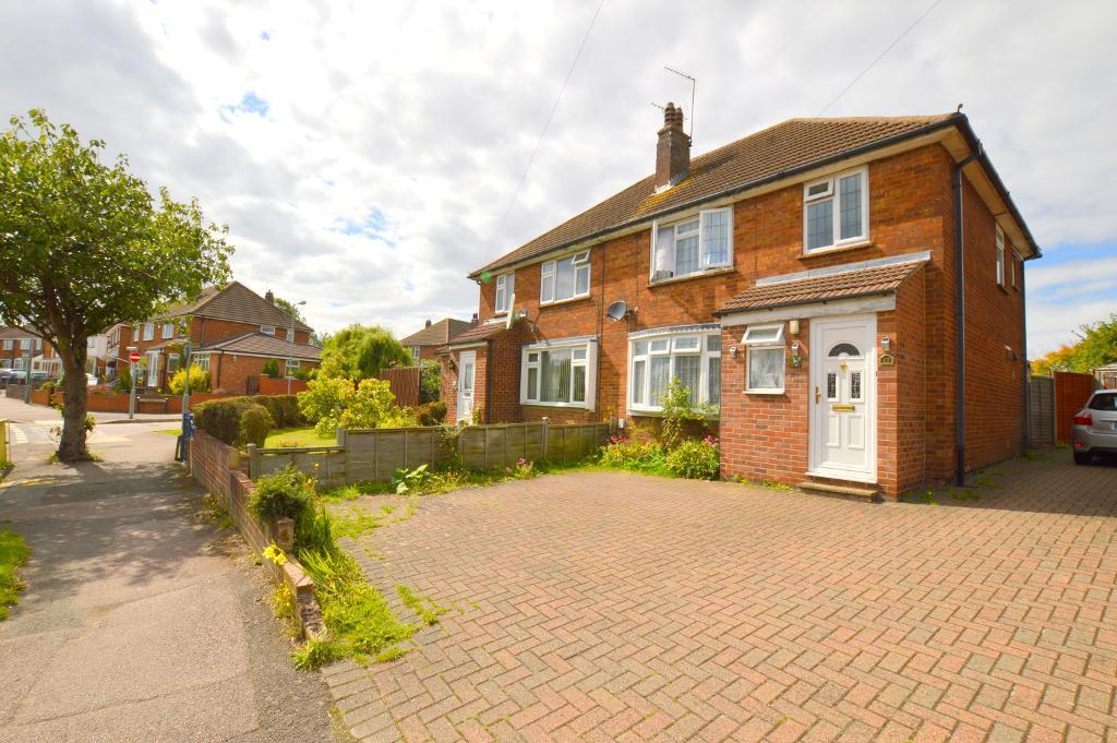 3 Bedrooms Semi Detached House for sale in Hill Rise, Luton, LU3 3ED