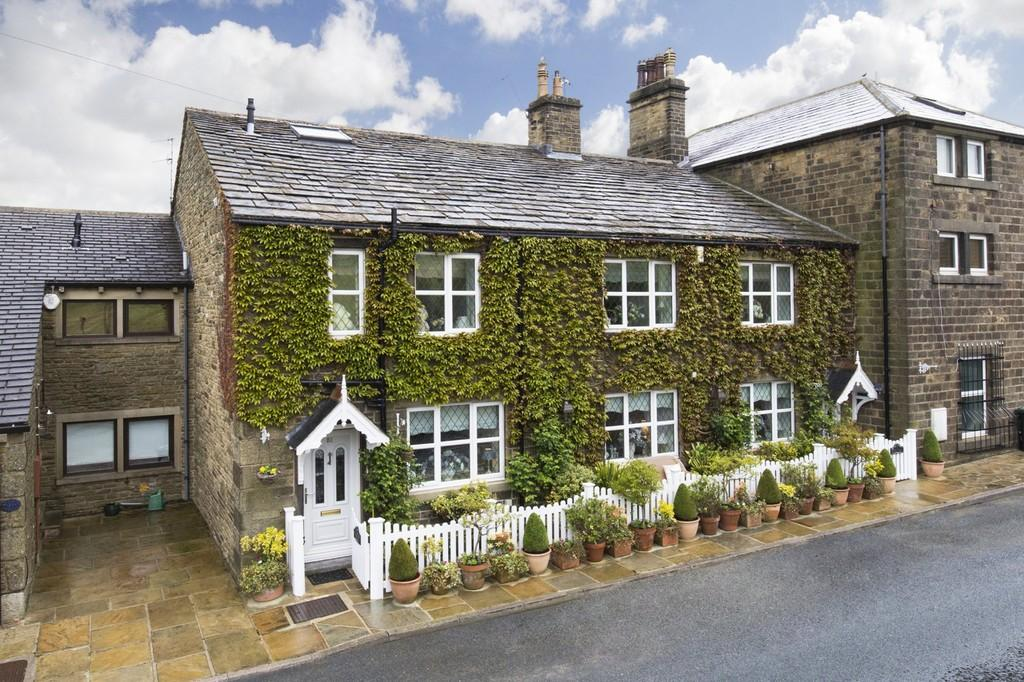 3 Bedrooms Cottage House for sale in Sun Street, Haworth