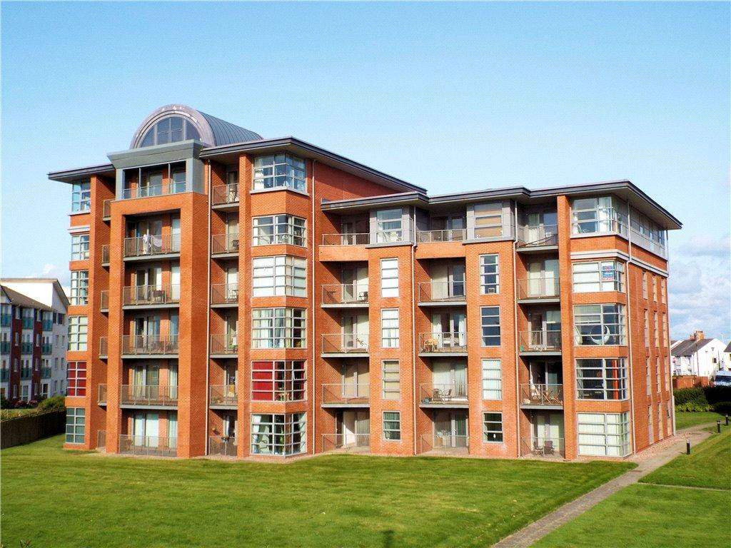 2 Bedrooms Apartment Flat for sale in Admiral Heights, Queen's Promenade, Bispham