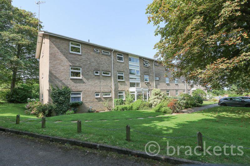 2 Bedrooms Apartment Flat for sale in Shrublands Court, Sandrock Road, Tunbridge Wells