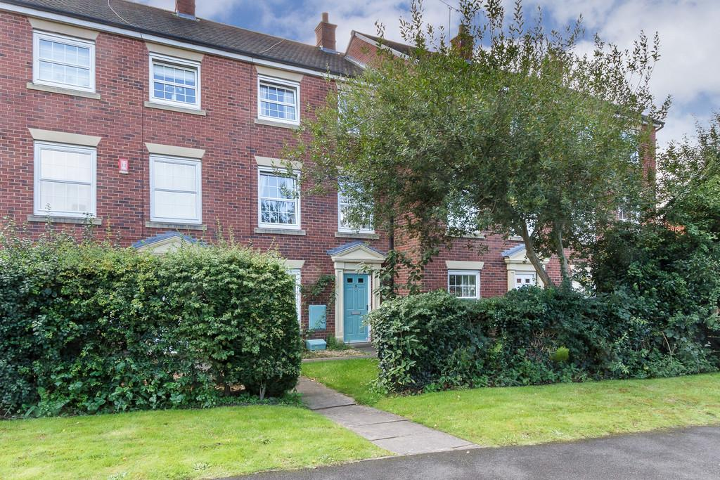 3 Bedrooms Town House for sale in Nantwich, Cheshire