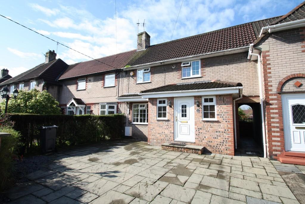 2 Bedrooms End Of Terrace House for sale in 30 Central Road, Rudheath, CW9 7EN