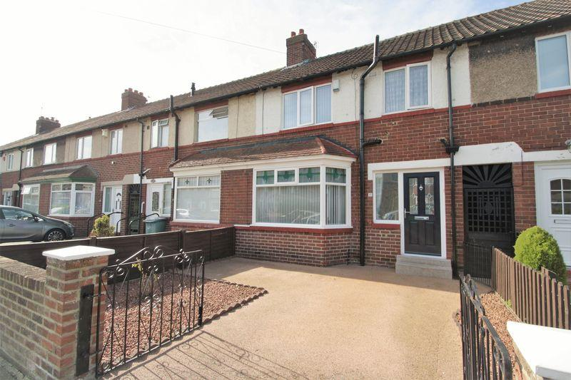 3 Bedrooms Terraced House for sale in Keithlands Avenue, Norton, Stockton, TS20 2QP