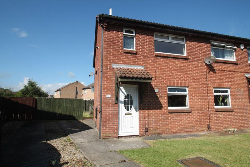 3 Bedrooms Semi Detached House for sale in Cranswick Close, Billingham
