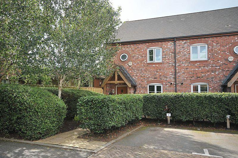3 Bedrooms End Of Terrace House for sale in Mallory Close, Mobberley