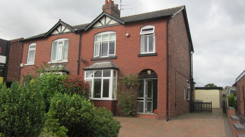 3 Bedrooms Semi Detached House for sale in Manchester Road, Congleton