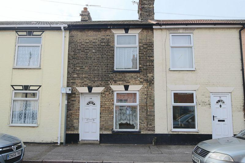 2 Bedrooms Terraced House for sale in Tonning Street, Lowestoft
