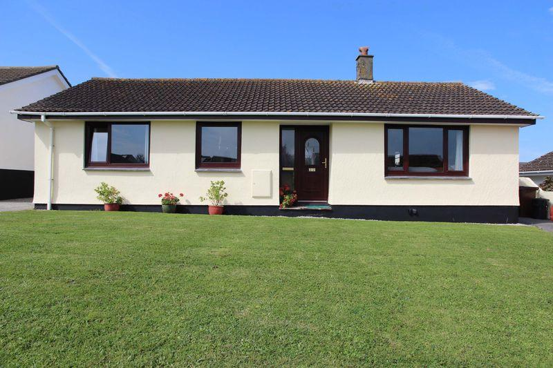 3 Bedrooms Detached Bungalow for sale in Chynowen Parc, Cubert
