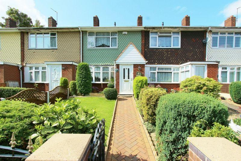 3 Bedrooms Terraced House for sale in Millfield Avenue, Bloxwich Walsall