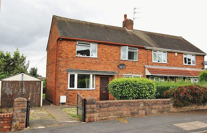 3 Bedrooms Semi Detached House for sale in Mount Road, Lanesfield, Wolverhampton
