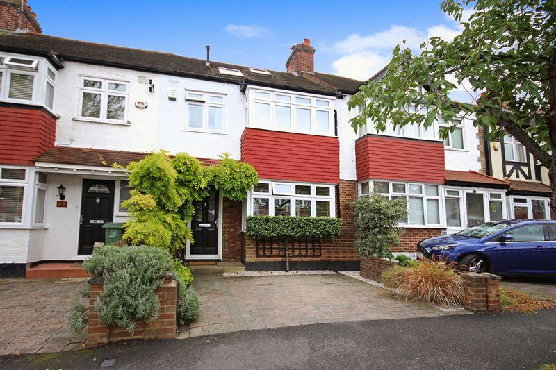 4 Bedrooms Terraced House for sale in CHEAM
