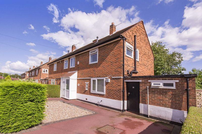 3 Bedrooms Semi Detached House for sale in TEWKESBURY CRESCENT, CHADDESDEN