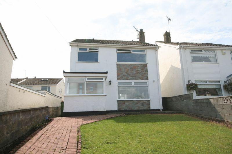 3 Bedrooms Detached House for sale in Llaingoch, Holyhead, Anglesey