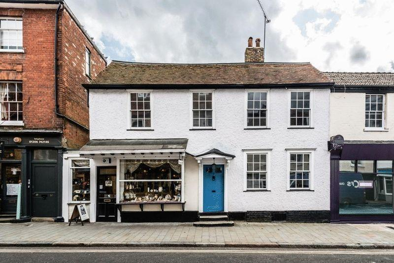 4 Bedrooms Terraced House for sale in West Street, Dorking