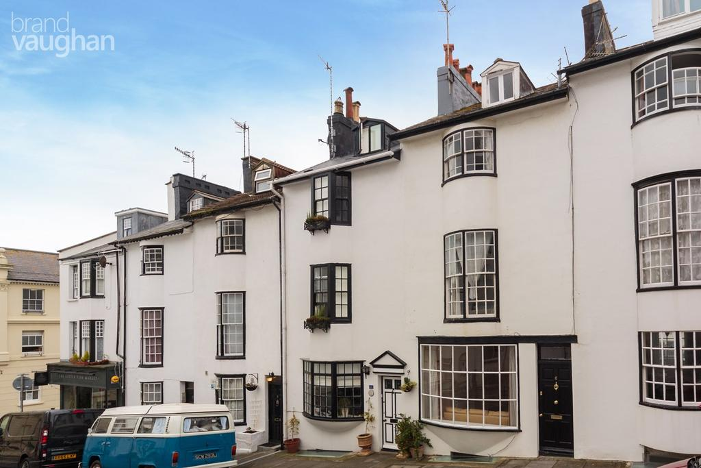 5 Bedrooms Terraced House for sale in Upper Market Street, Hove, BN3