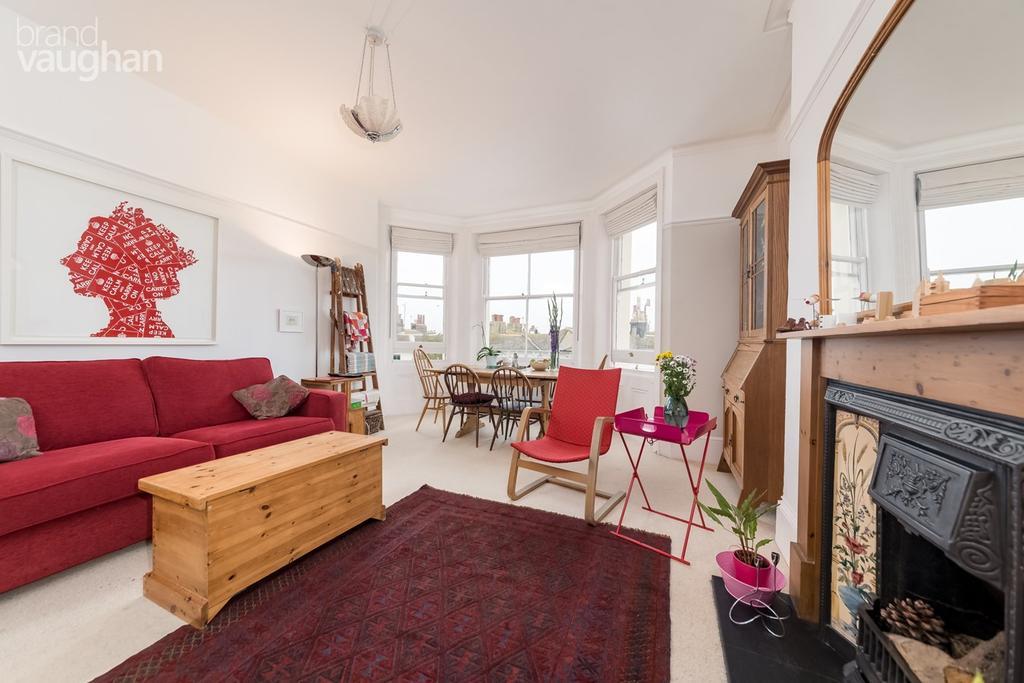2 Bedrooms Apartment Flat for sale in Compton Avenue, Brighton, Bn1