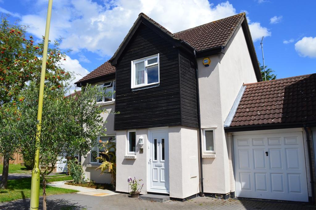 4 Bedrooms Detached House for sale in Abbotts Way, Bishop's Stortford, CM23