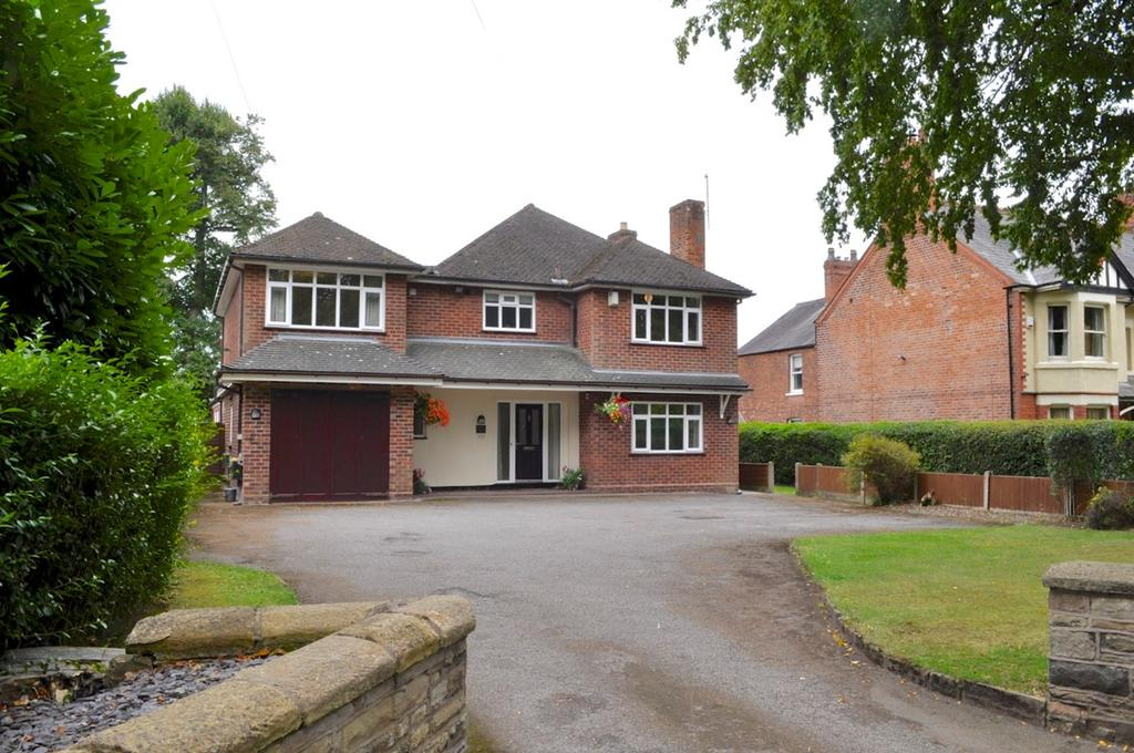 5 Bedrooms Detached House for sale in Chester Road, Hartford, Northwich, CW8