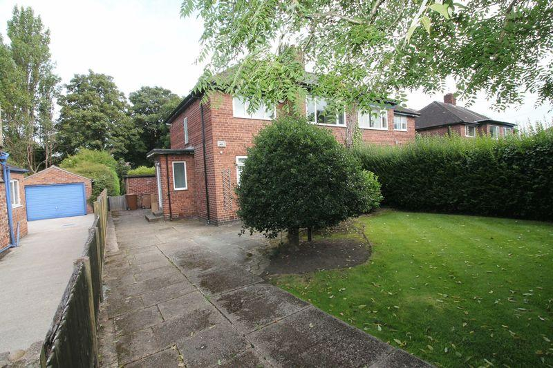 2 Bedrooms Flat for sale in Mather Road, Oxton